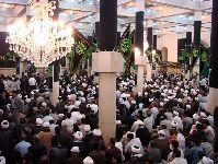سومین سالگرد ارتحال مرجع فقيد آیت الله العظمي فاضل لنکرانی(ره)