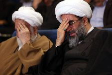 سخنرانی در مراسم بزرگداشت چهلمین سالگرد پیروزی انقلاب اسلامی در مرکز فقهی ائمه اطهار(ع)