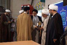 تجلیل از دانش پژوهان ممتاز مزکز تخصصی مذاهب اسلامی مشهد
