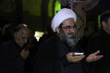 مراسم احياي شب قدر (شب 21) توسط معظم له در تکيه آسيدحسن قم