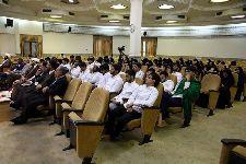 سخنرانی معظم له در مجتمع ياوران مهدي قم، در مراسم اختتامیه اردوی آموزشی دانشجویان شیعه اروپا و آمریکا و استرالیا و آسیا