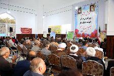 سخنرانی در همایش انجمن خیرین حمایت از بیماران اوتیسم استان قم