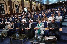 سخنرانی در نهمين سوگواره شعر عاشورايی در سالن اجتماعات مرکز فقهی ائمه اطهار(ع)