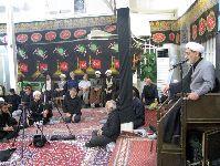 مراسم عزاداری شهادت امام حسین(ع) محرم 1440(دهه اول) - بخش اول