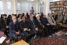 دیدار اساتید دانشگاههای قزوین با معظم له