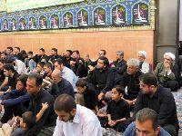 سخنرانی و مراسم إحیاء در شب 23 ماه رمضان در تکیه حاج سیدحسن قم
