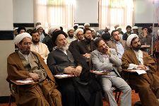سخنراني معظم له در نشست علمی بررسی فقهی حقوقی توهين به اديان و مقدسات دينی ديگران