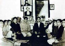 تصاويری به مناسبت 26 خرداد سالروز ارتحال حضرت آيت الله العظمی فاضل لنکرانی(قدس سره)