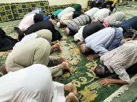 مراسم روضه شهادت امام صادق(عليهالسلام) در مرکز فقهی سوریه(دمشق)