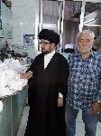 مراسم سوگواری شهادت امام حسين(ع) در مركز فقهي دمشق