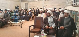 سخنرانی معظم له در جمع طلاب مرکز تخصصی تربیت مربی مذاهب اسلامی مشهد