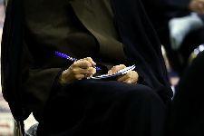آغاز درس خارج معظم له در مسجد مرکز فقهی ائمه اطهار(ع)