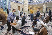 مراسم جشن امامت امام زمان(ع) و عمامه گذاری با حضور معظم له
