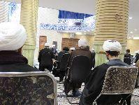 عزاداری رحلت حضرت زینب(سلام الله علیها) در جلسه درس خارج