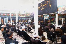 برگزاری مراسم سوگواری 28 صفر در دفتر آیت الله فاضل لنکرانی