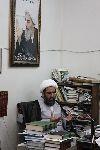 دیدار با رئیس و مسئولین سازمان تبلیغات اسلامی استان قم